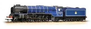 "Bachmann 32-561 A1 Class 60122 ""Curlew"" BR Express Blue Early Emblem"